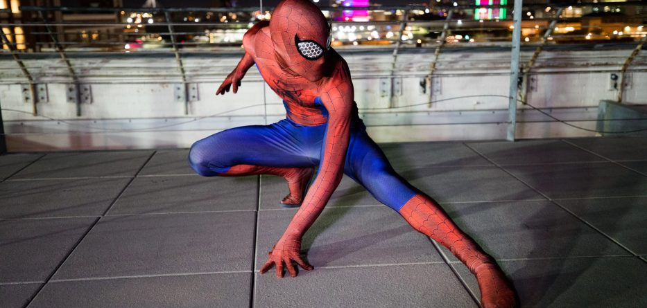 JT Cosplay Spider-Man feature image