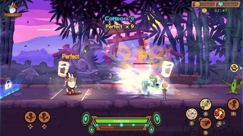 Rhythm Fighter screenshot 2