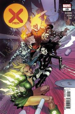 X-Men 19 cover