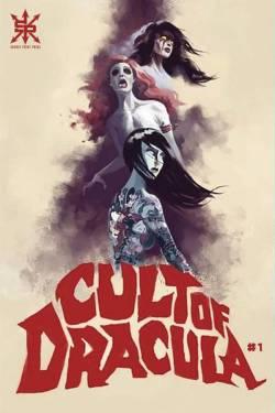 Cult of Dracula 1 cover