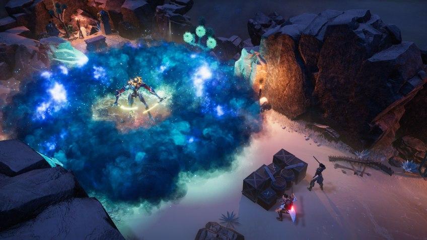 Dark Envoy screenshot 2