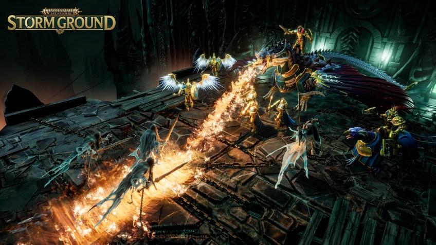 AOS StormGround screenshot 1