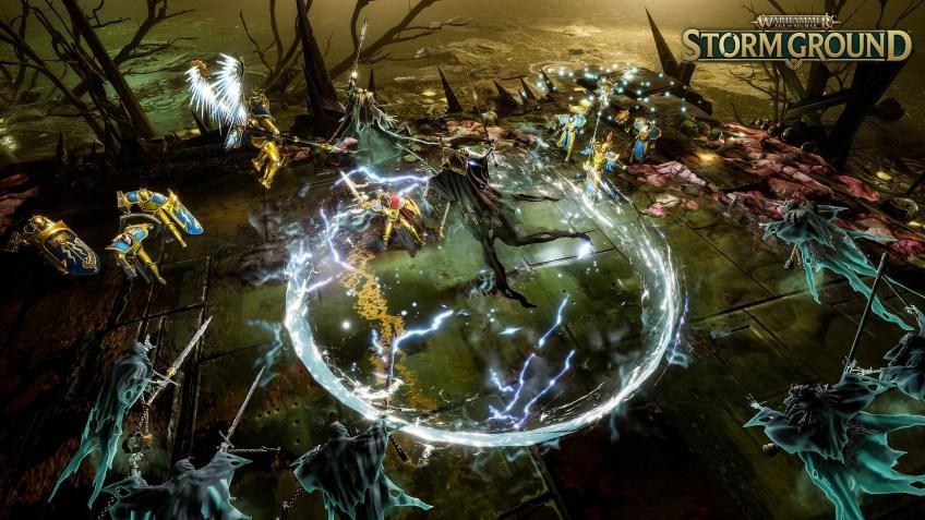 AOS StormGround screenshot 2