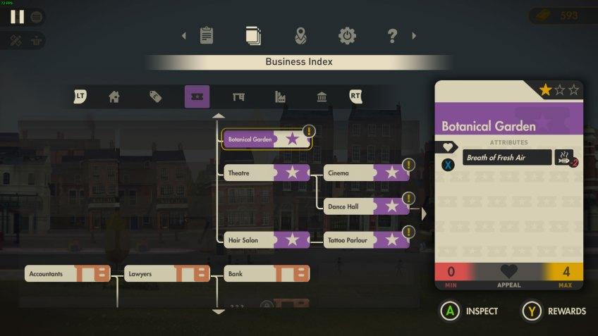Buildings Have Feelings Too! screenshot 5
