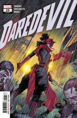 Davedevil 29 cover