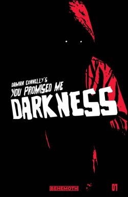 You Promised Me Darkness 1 cover