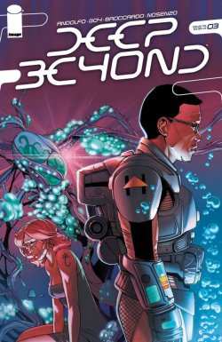 Deep Beyond #3 cover