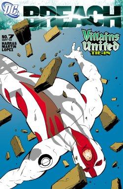 Breach (2005-2006) #7 cover
