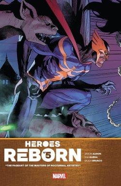 Heroes Reborn #5 (of 7) comic cover
