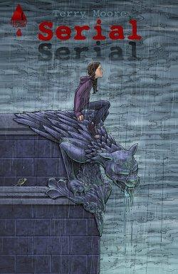 Serial 4 comic cover
