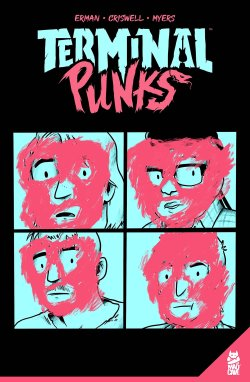 Terminal Punks Vol. 1 Zoom Icon See what's inside $14.99 Add to Cart Sign in to turn on Instant Checkout Send as Gift Add To Wish List Terminal Punks Vol. 1 comic cover