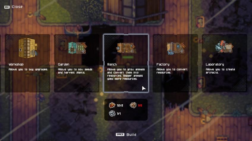 Black Skylands screenshot 3