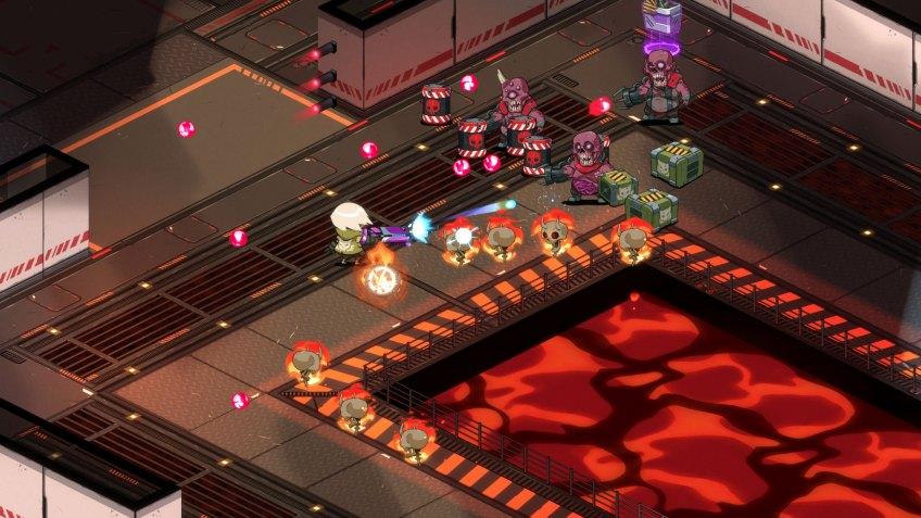 Wildcat Gun Machine screenshot 1