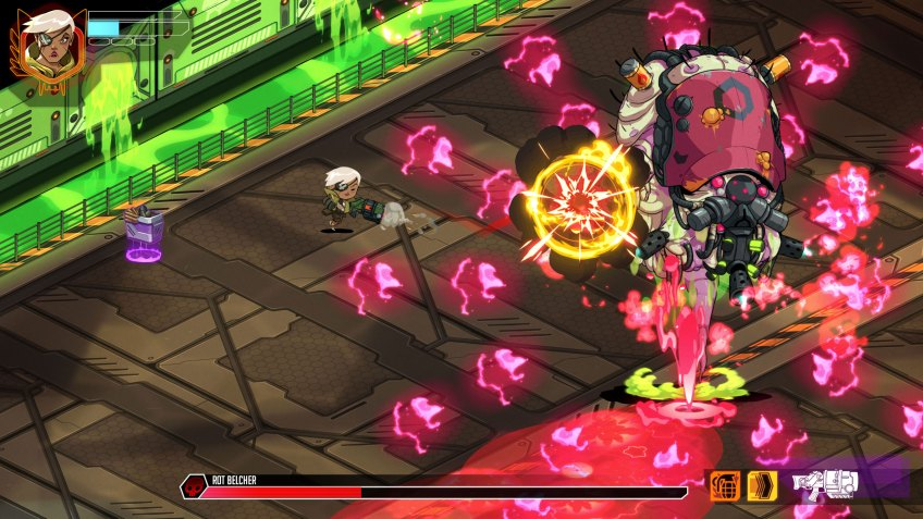 Wildcat Gun Machine screenshot 2