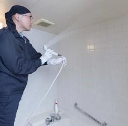 【プロ必見!】カビが劇的に落ちて使いやすい洗浄剤とは?