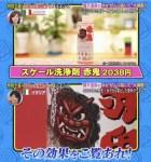 スケール洗浄剤「赤鬼」がテレビで紹介されました!