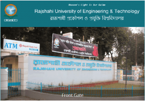 Rajshahi University of Engineering & Technology