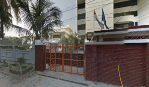 Indonesia Embassy Dhaka