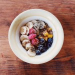 Simple Spiced Summer Oatmeal