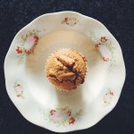 Spiced Apple Almond Muffins