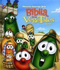 Historias favoritas biblicas con los Vegetales