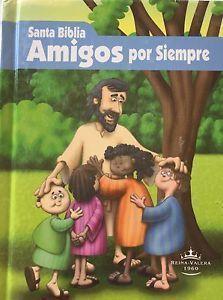 Biblia Amigos por siempre RVR 1960