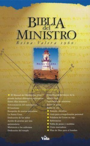 La Biblia del Ministro RVR 1960