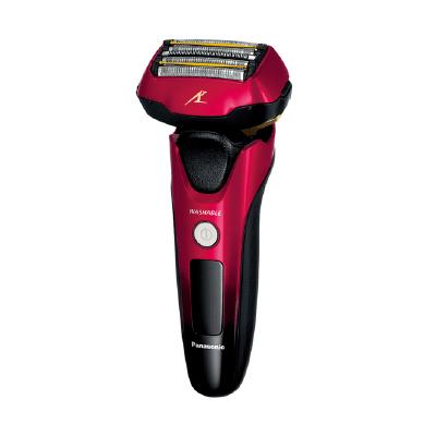 樂聲 Panasonic ES-LV5B-R LAMDASH 5刀刃電鬚刨 紅色 - 電動剃鬚刨 - 面部 - 美容及護理 - 友和 YOHO - 網購電器及電子產品