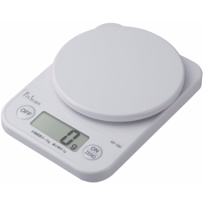 Tanita KF-100 廚房電子磅 白色 1KG - 其它廚房電器 - 廚房電器 - 家庭電器 - 友和 YOHO