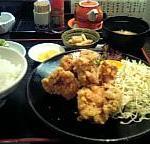 鶏の竜田揚げ(あさひ万惣)