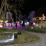 警固公園イルミネーション2014
