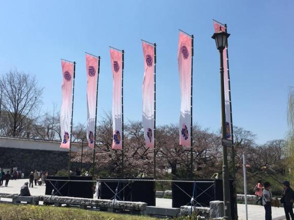 鴻臚館広場(平和台球場跡地)側の入口より