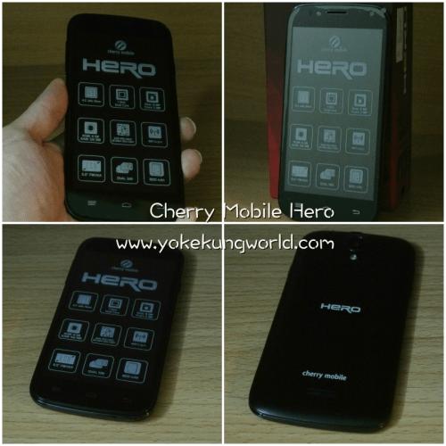 Cherry Mobile Hero