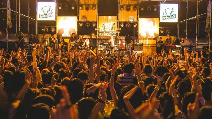 ชวนดูคอนเสิร์ตออนไลน์ Internet LIVE Concert รูปแบบใหม่ของการถ่ายทอดสดคอนเสิร์ตผ่านเน็ต #สิงห์ใหญ่จัดให้