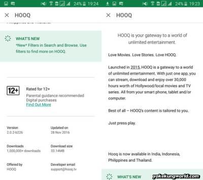 hooq-features-app
