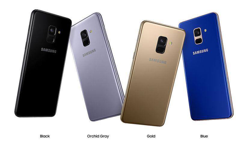 ซัมซุง Galaxy A8 l A8+ 2018