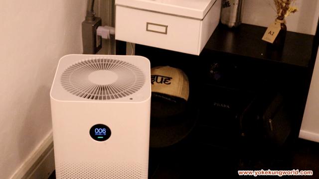 Mi Air Purifier 2S