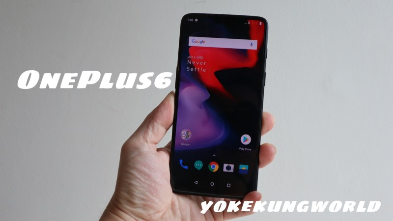 oneplus6 review