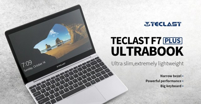 Teclast F7 Plus Notebook