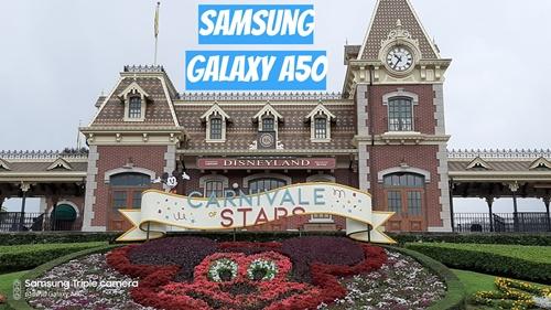 หยิบ Galaxy A50 กล้อง 3 ตัว พร้อมเลนส์กว้างพิเศษไปเที่ยว Hong Kong Disneyland
