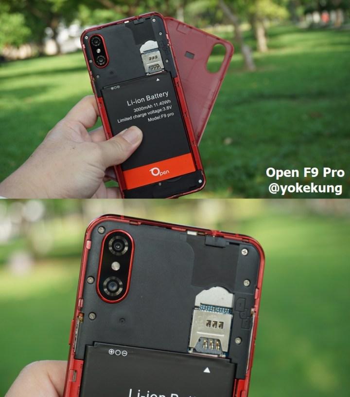 Open F9 Pro
