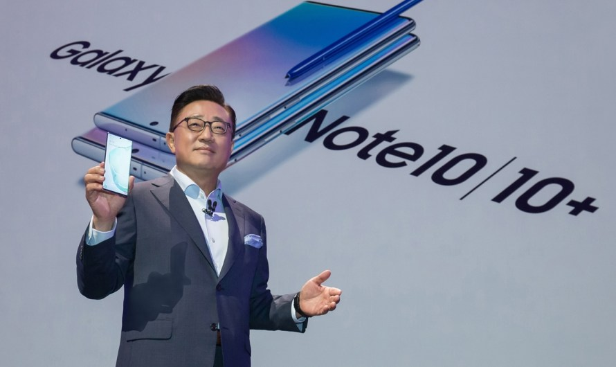รู้จักกันมากขึ้น กับ Samsung Galaxy Note 10 Series สมาร์ทโฟนของกลุ่มคนทำงานรุ่นใหม่ (New Work Tribe)