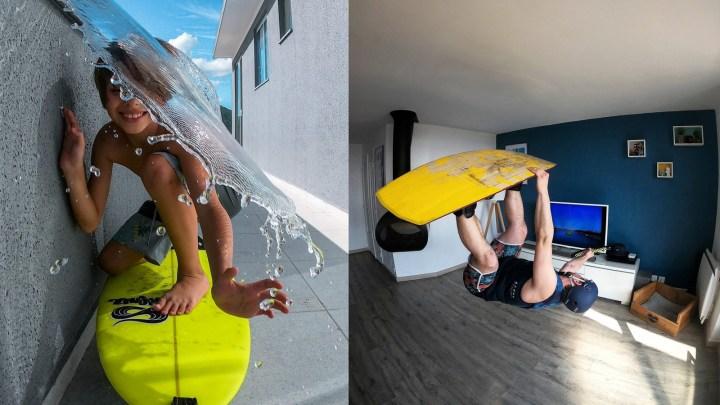 อยู่บ้านเฉยๆ มันเหงา GoPro ชวนคุณมาโชว์ความคิดสร้างสรรค์ผ่านกิจกรรมภายในบ้านกับแคมเปญ #HomePro Challenge