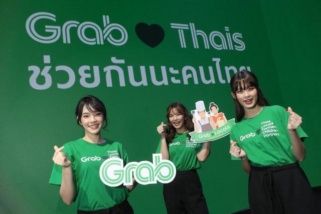 Grab Loves Thais BNK48