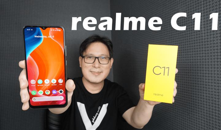 realme C11 2+32 GB review
