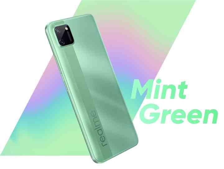 สี Mint Green เขียวใบมิ้นต์
