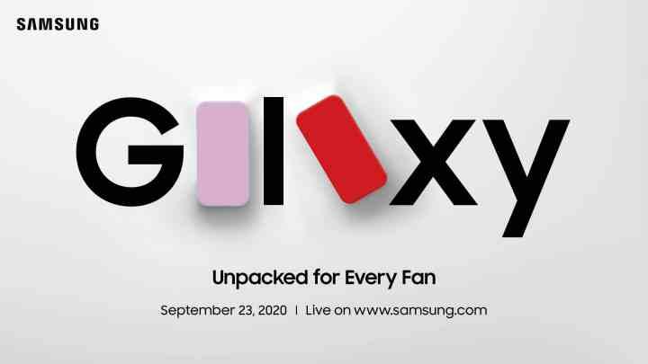 เคาะแล้ว Samsung Galaxy S20FE เปิดตัวแน่นอน 23 กันยายนนี้