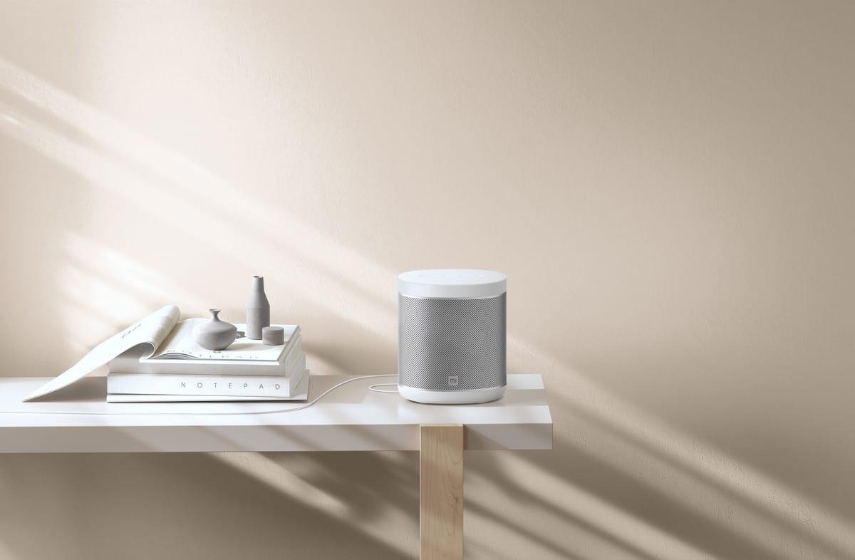 Mi Smart Speaker ลำโพงอัจฉริยะ มาพร้อม Google Assistant คล้าย Google Nest Mini