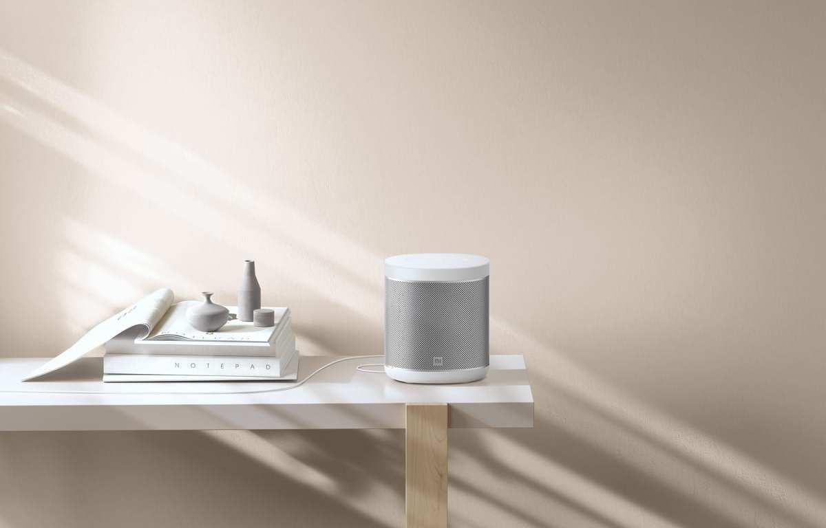 ลำโพง Mi Smart Speaker