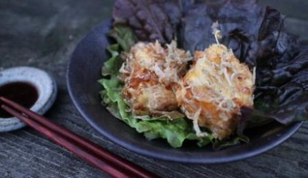 陸前高田郷土料理シリーズ:豆腐のカリカリ揚げ